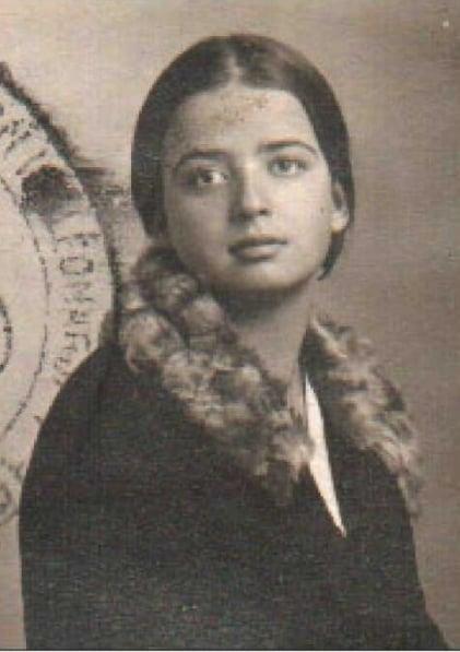 Елизавета Юрьевна Скобцова (мать Мария)                                  20 декабря 1891 - 20 декабря 31 марта 1945