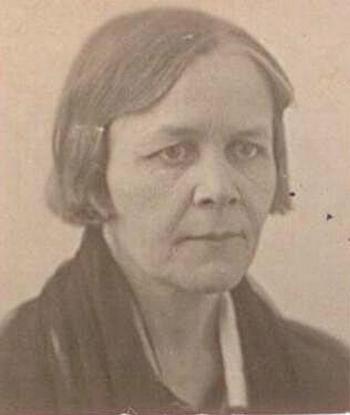 Клавдия Николаевна Бугаева (урожденная Алексеева, в первом браке Васильева; 1886–1970) – вторая жена Андрея Белого