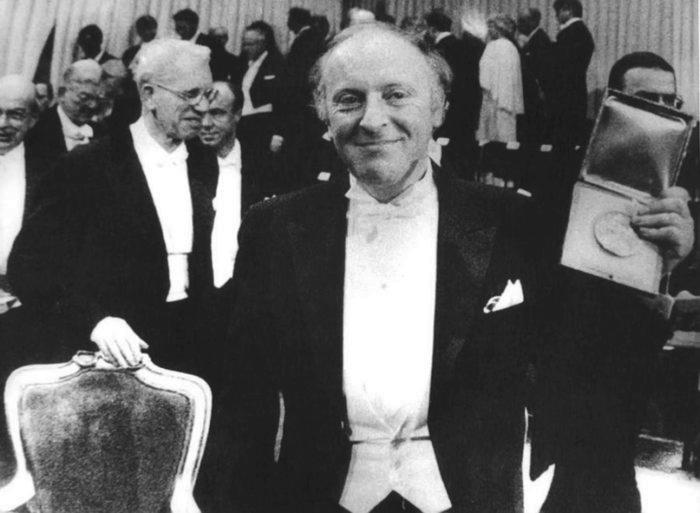 Иосиф Бродский — лауреат Нобелевской премии по литературе 1987 года