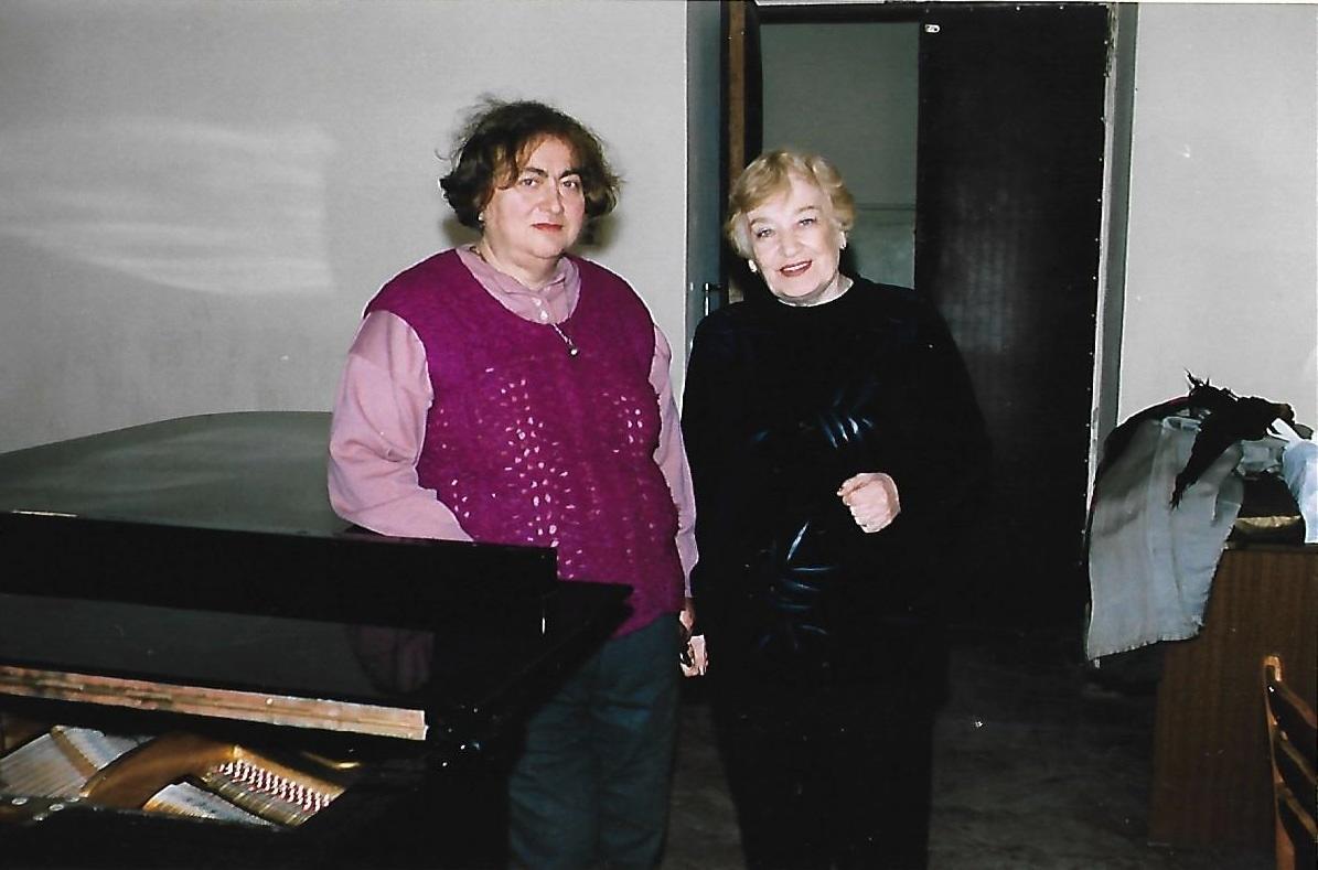 С Кочаровой