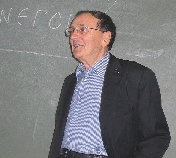 Андрей Зализняк, 2008 год / Фото: Wikimedia Commons (Mitrius)