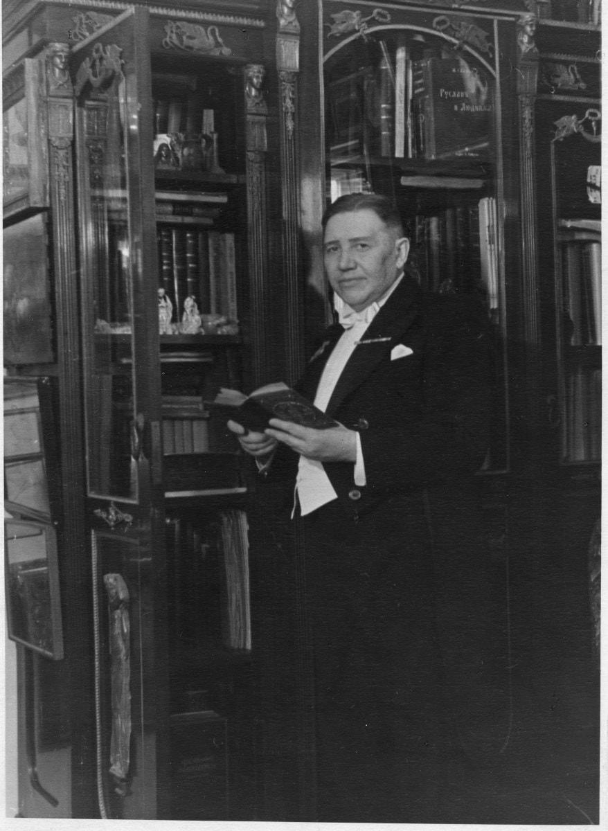 Николай Семёнович Голованов