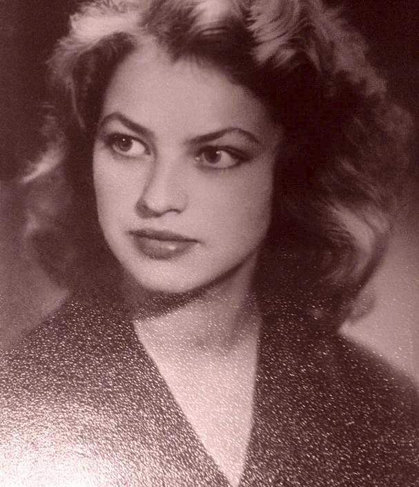 Татьяна Иваненко в 20 лет