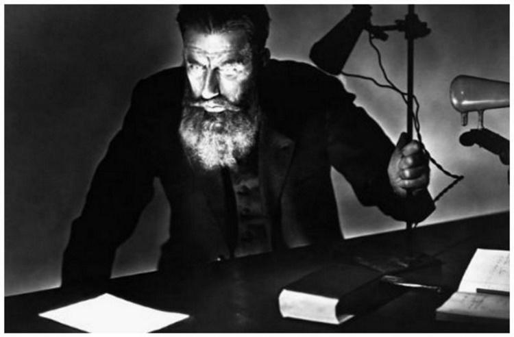 Вильгельм Рентген во время величайшего открытия в истории человечества