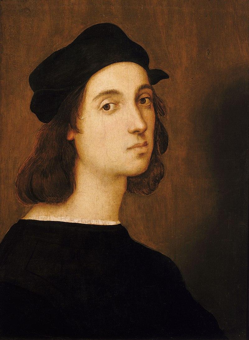 «Автопортрет» (1506). Галерея Уффици, Флоренция