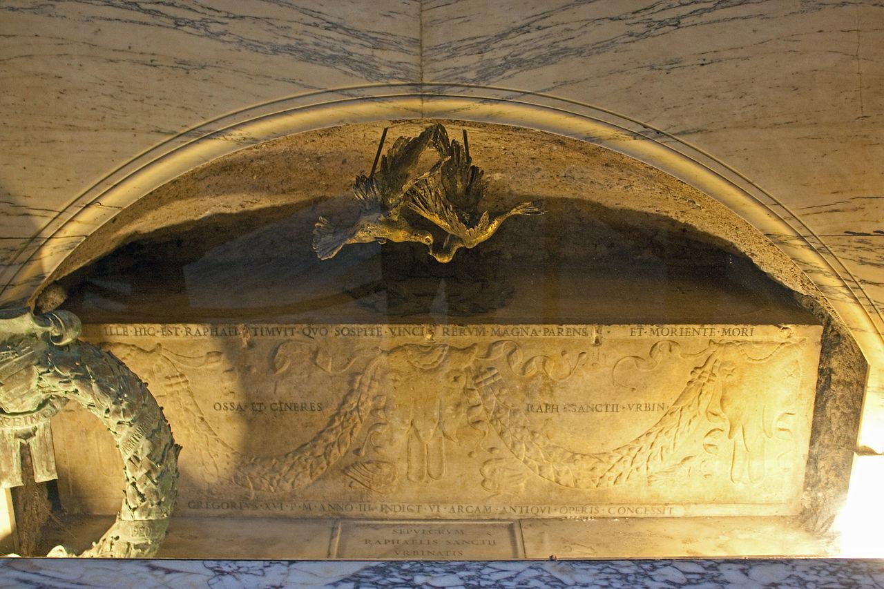 Саркофаг Рафаэля