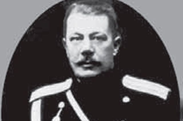 Александр фон Таубе/ Public Domain