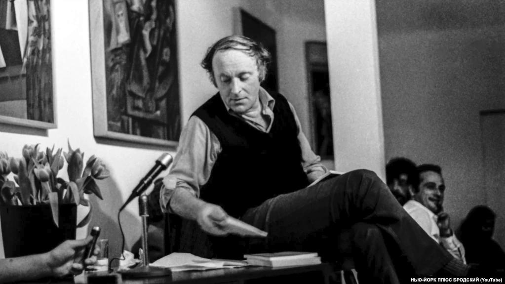 Иосиф Бродский, 1980 год