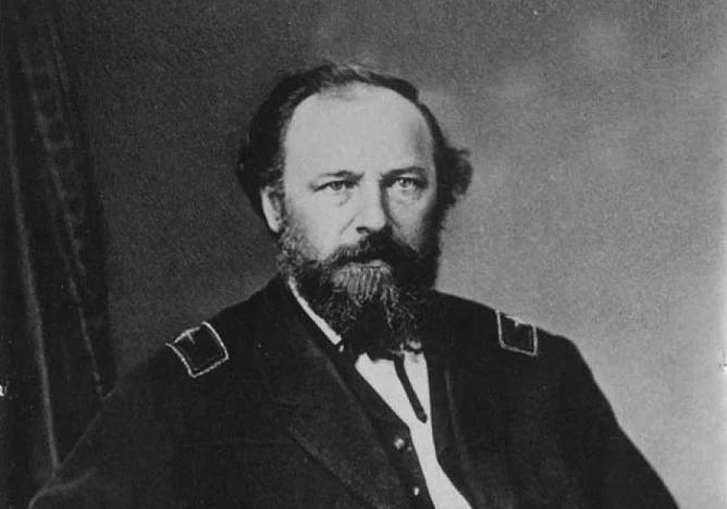 Джон Турчин — генерал Союза времен гражданской войны