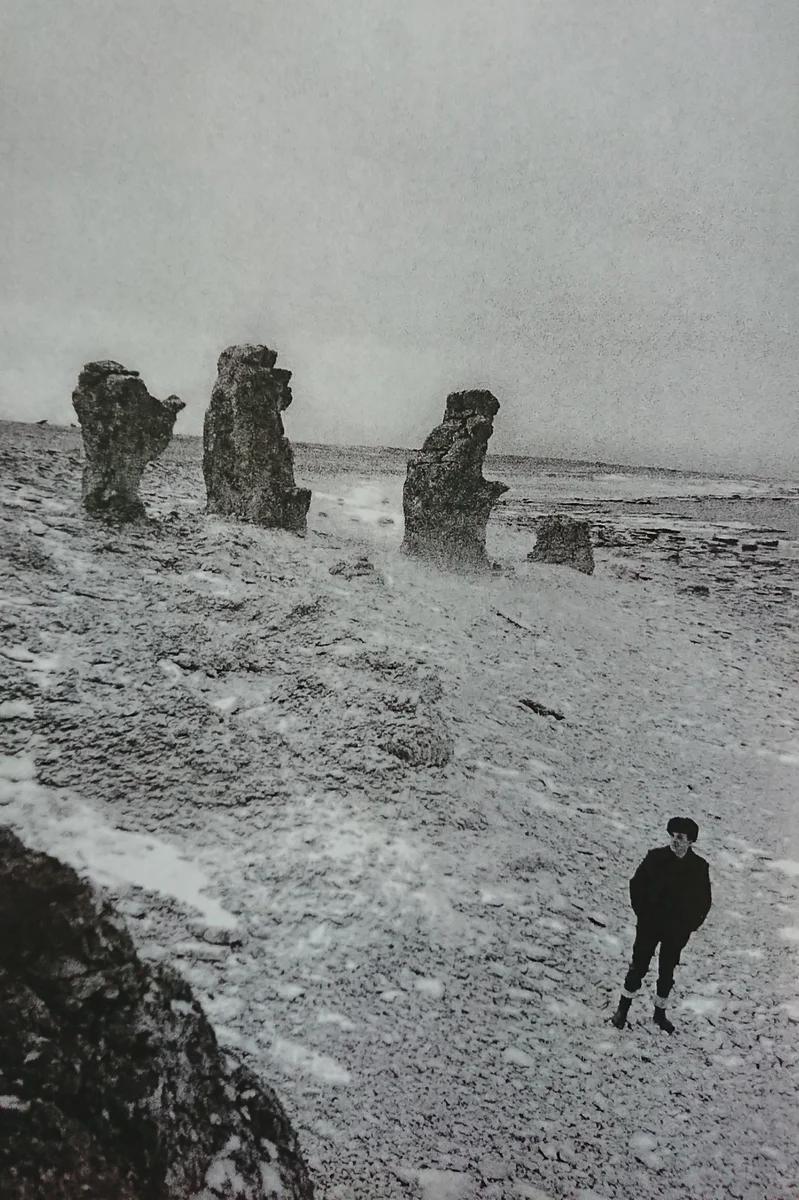 Ингмар Бергман на острове