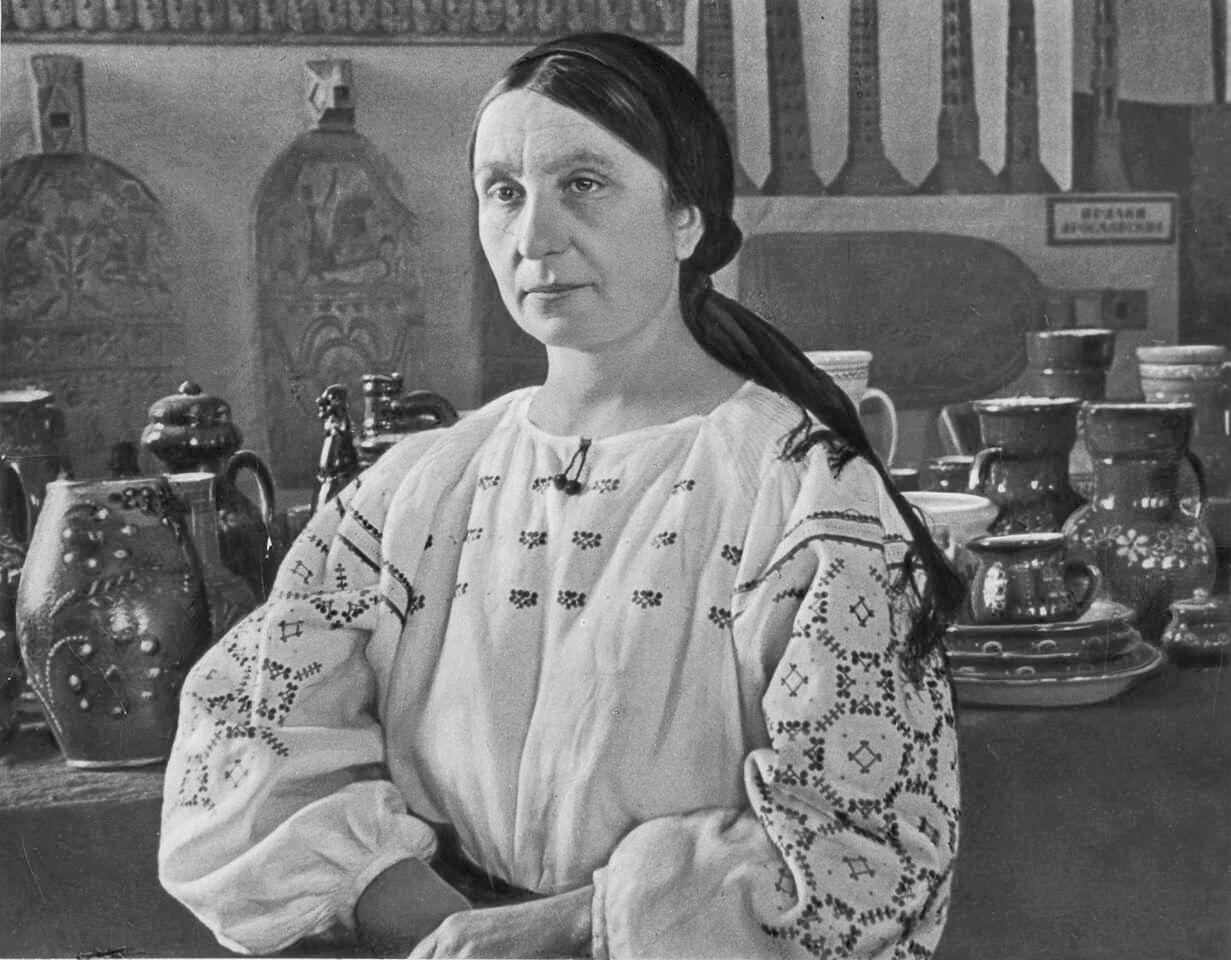 Ганна Собачко. 1936