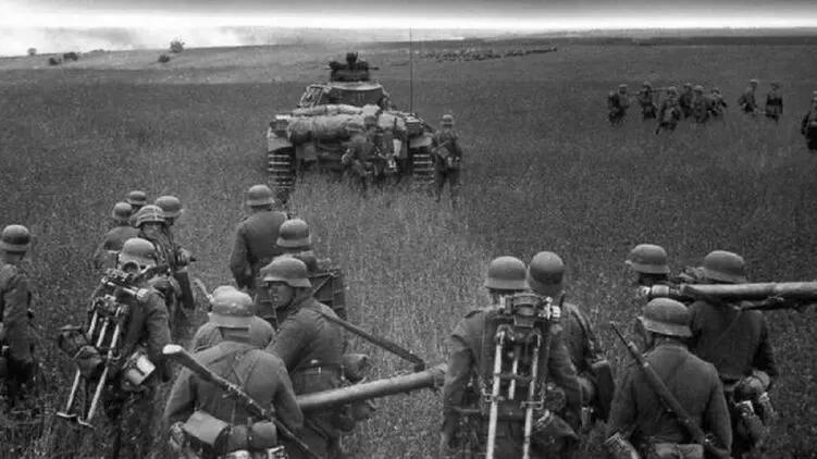 Вторжение нацистов в Советский Союз началось 22 июня 1941 года
