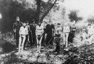 Уничтожение евреев Латвии