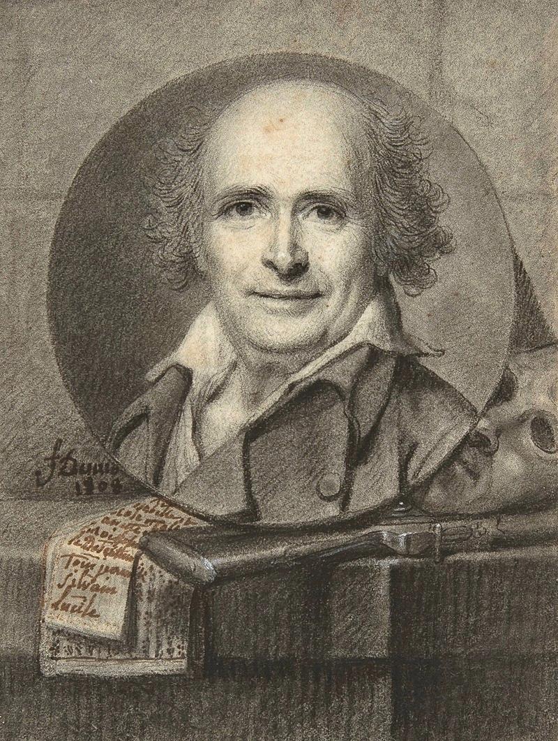 Portrait d'André Grétry par François Dumont (1808), New York, Metropolitan Museum of Art