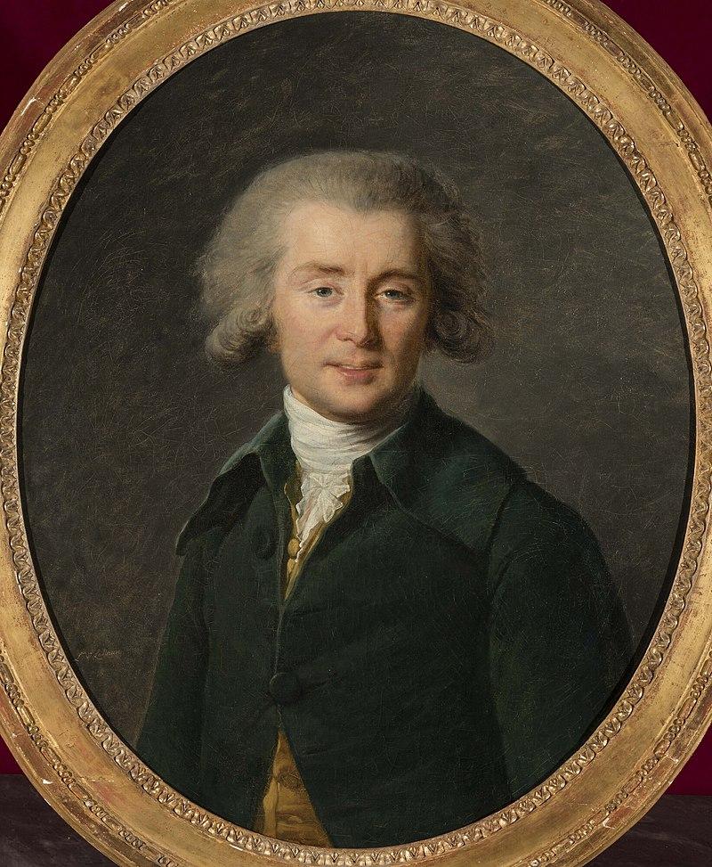 Das bekannteste der zahlreichen Porträts des Komponisten (Élisabeth Vigée-Lebrun, 1785)
