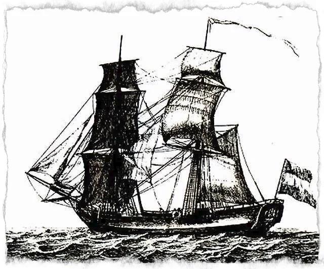 Так выглядело судно «Фрау Мария»