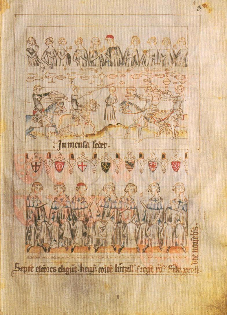 Выборы императора. Источник: Wikimedia Commons
