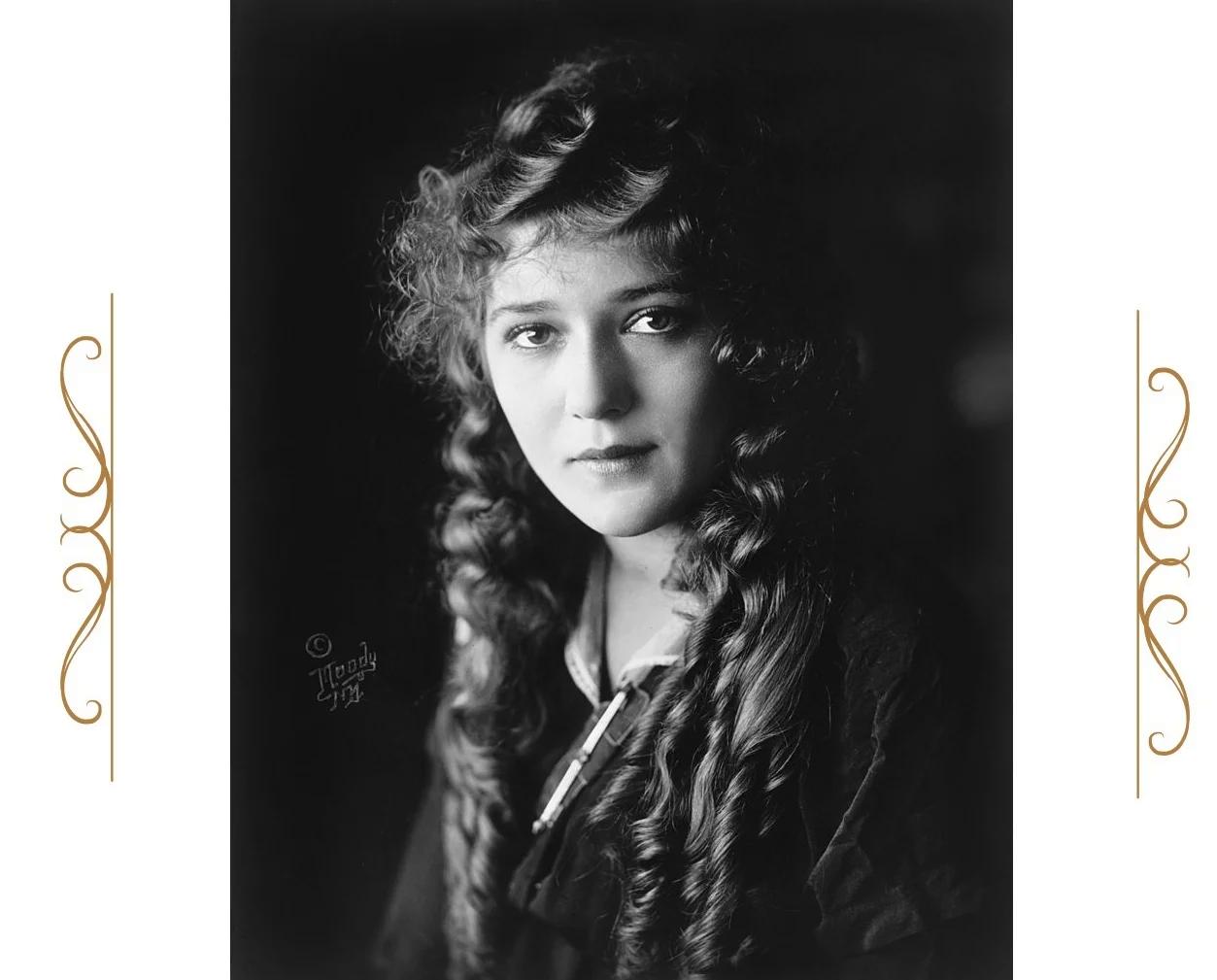 Мари Пикфорд. (сс) Wikimedia Commons