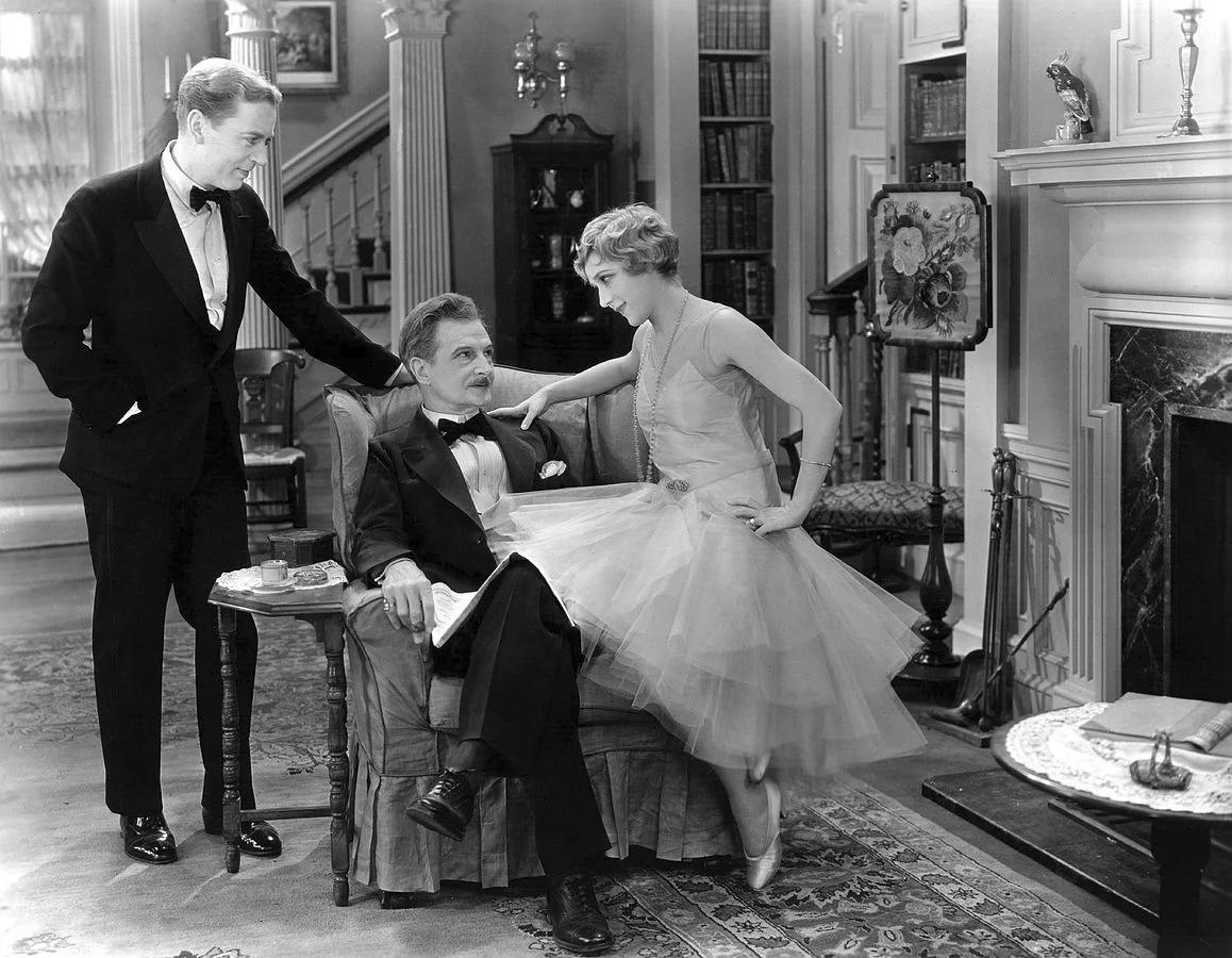Мэри Пикфорд в «Кокетке», 1929. (сс) Wikimedia Commons