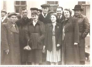 МОЙ КУРС   1954 г.