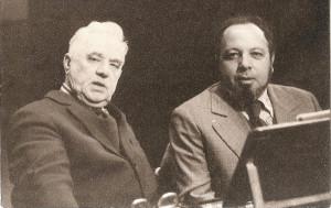 016a 1977 г в оперном классе с С БЕНГЕЛЬСДОРФОМ