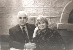 017 1974 год Я с папой