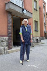 Элизабет Маркштейн. Вена, 2012© Erich Klein