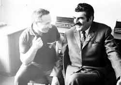 Зиновий Столяр и Ян Френкель