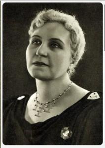 Держинская Ксения Георгиевна (1889 - 1951)