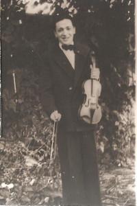 1955 г ПЕРЕД КОНЦЕРТОМ студенческим_2