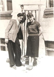 1954 г_Опять вместе