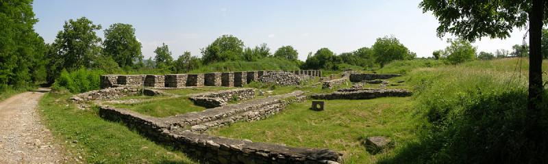 Ruine la Ulpia Traiana Sarmizegetusa