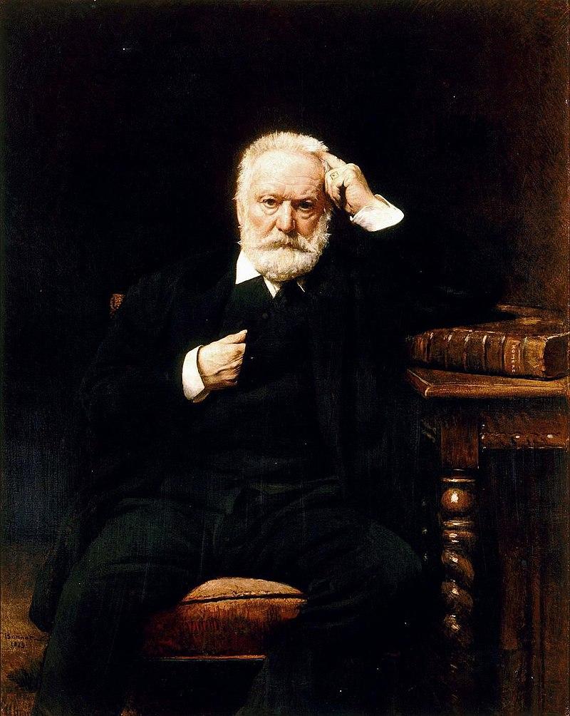 Портрет Виктора Гюго (1879) / Бонна, Леон Жозеф Флорантен - http://www.histoire-image.com/site/oeuvre/analyse.php?liste_analyse=299