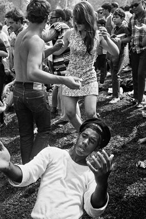 09_Аньес Варда. Любовь в Гриффит-парке. Лос-Анджелес, 1968. Предоставлено автором © Аньес Варда