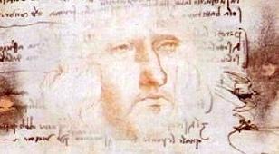 Предположительный ранний автопортрет Леонардо да Винчи./Леонардо да Винчи - http://news.ntv.ru/151536/