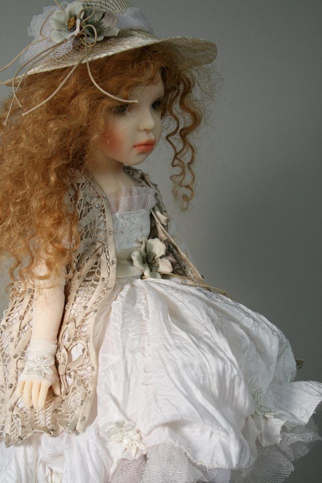 "ANGELA 15"" (38 cm ) BJD resin"