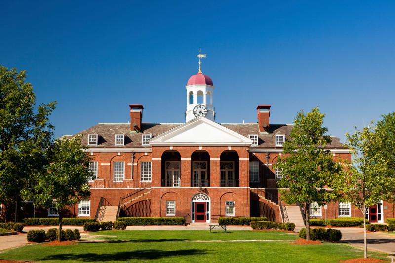 Harvard UniversityPaul Giamou | Aurora | Getty Images