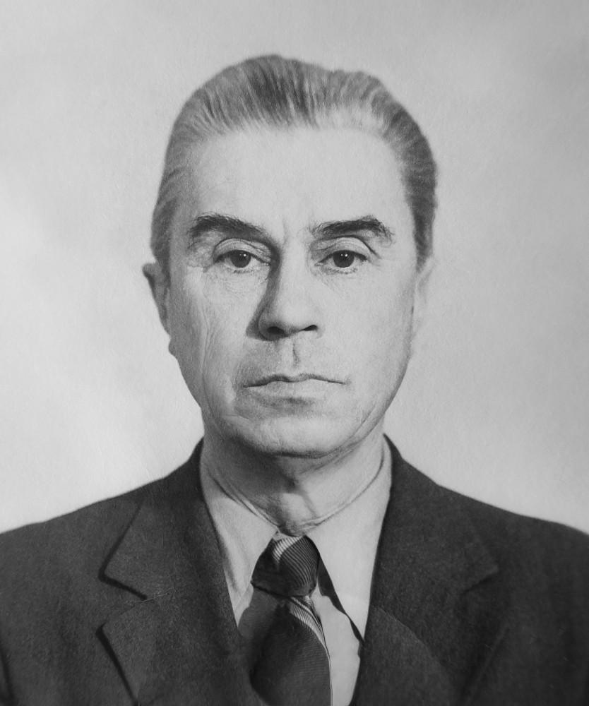 Орест Семенович Тарасенко / Фото из семейного архива Вадима Рогалина