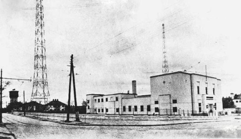 Кишиневская радиостанция 1939-1940 гг./ https://apdance1.livejournal.com/240941.html