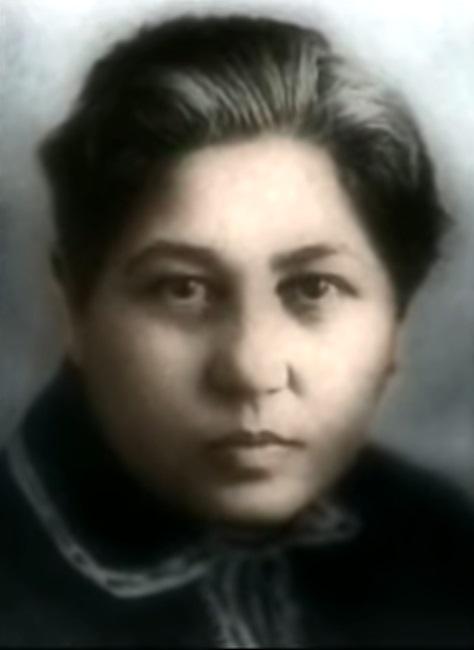 Екатерина Давидовна Ворошилова