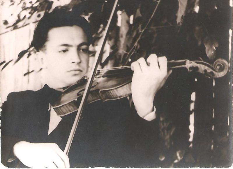 Сергей, 1955 г. / Фото из семейного архива И. Б. Милютиной