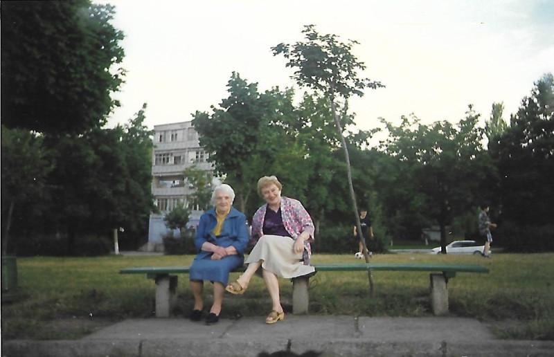 Кишинев, 1998 год