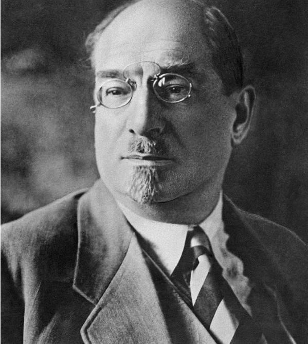 А. В. Луначарский