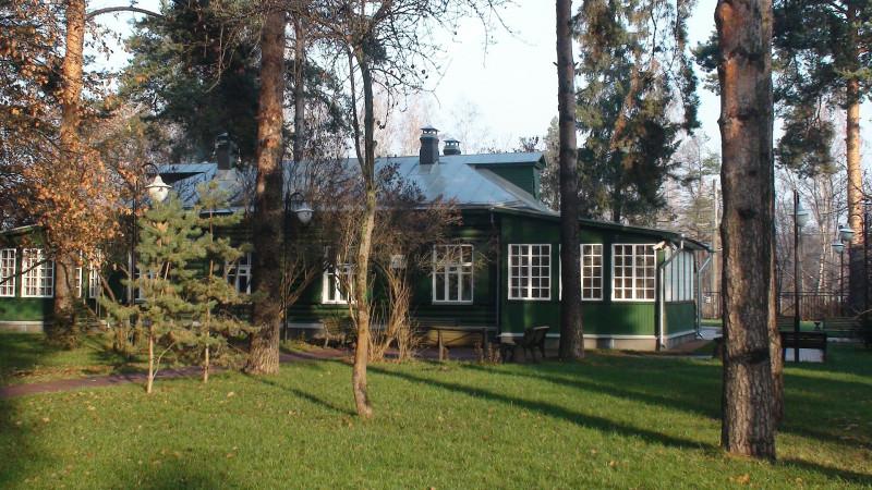 Дом в Болшеве, где с 19 июня 1939 года жила Марина Цветаева