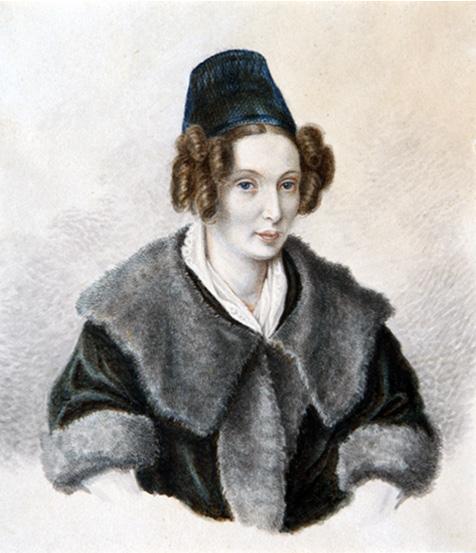 Александра Григорьевна Муравьева (1804-1832), ур. Чернышёва.