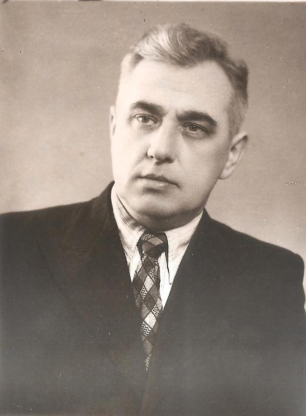 Борис Семенович Милютин