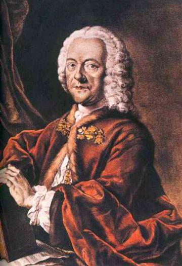 Георг Филипп Телеман  14 (24) марта 1681, Магдебург — 25 июня 1767, Гамбург) — немецкий композитор, капельмейстер, музыкальный критик и общественный деятель.