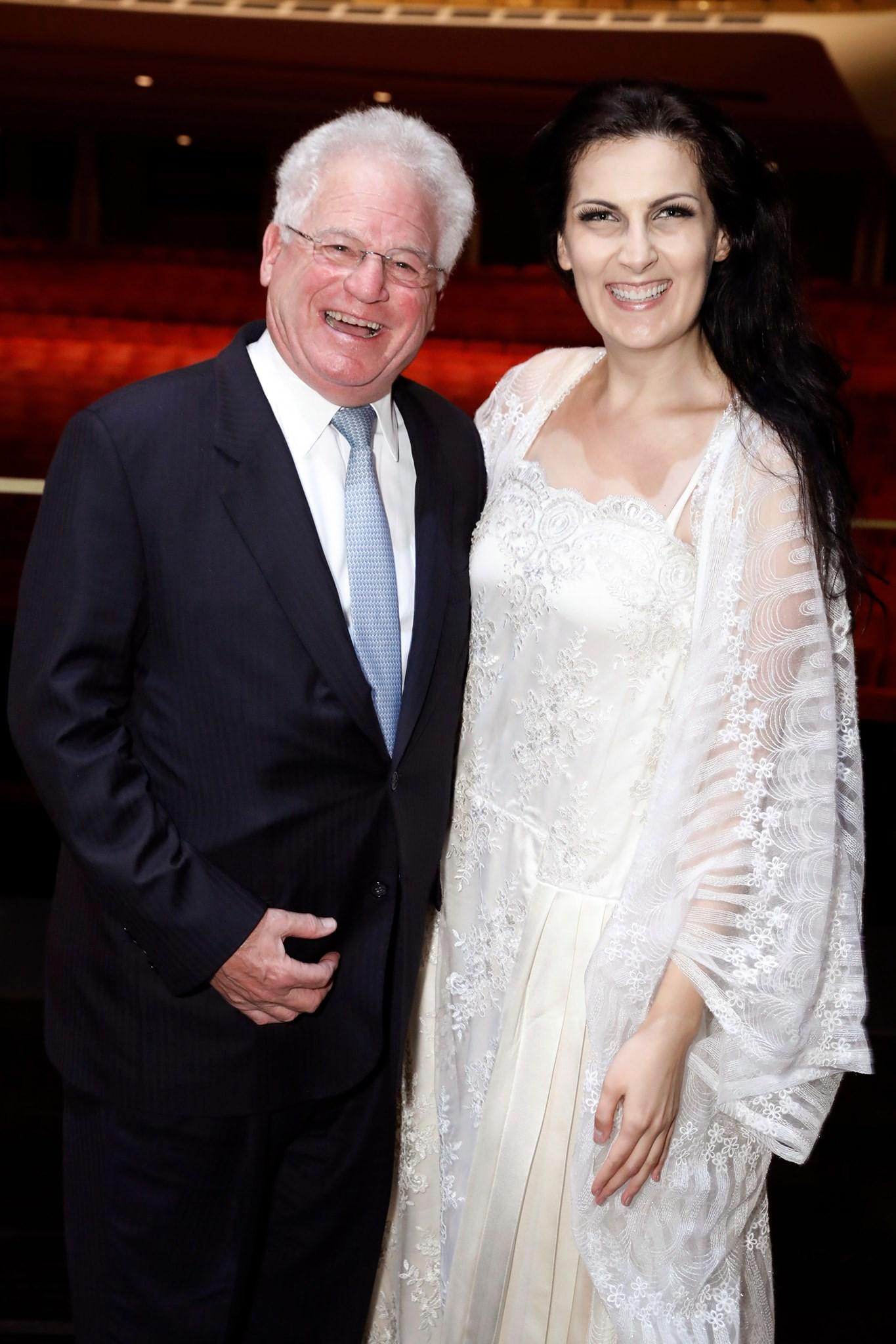 Mr. Marc Stern, Chairman of LA Opera Board / Президент Лос-Анжелесской оперы Марк Стерн