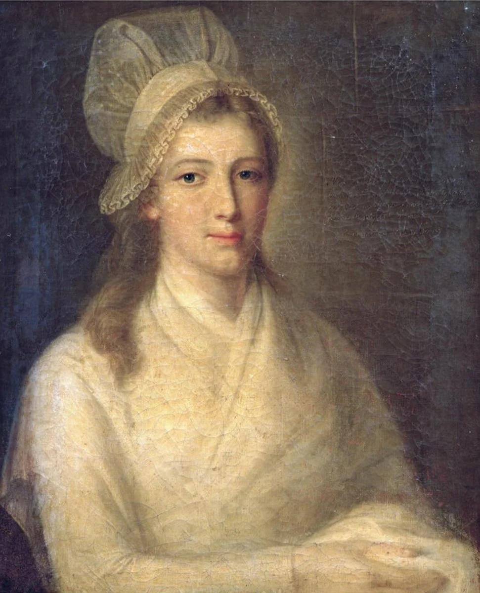 Мари Анна Шарлотта Корде д'Армон
