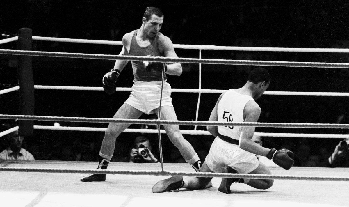 Валерий Попенченко, финал ЧЕ-1965